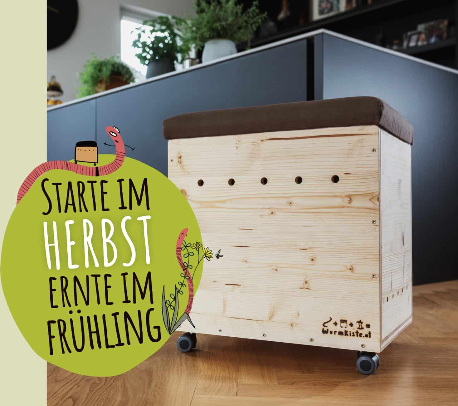 Wurmkiste.at Startseite Hero-Image Herbstzeit